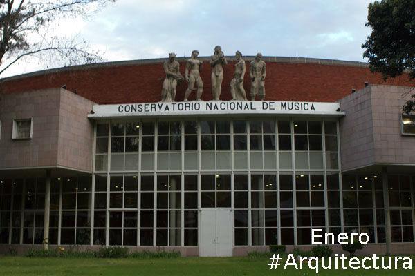 #LoMejorDelAño Conservatorio Nacional de Música cumple 151 años