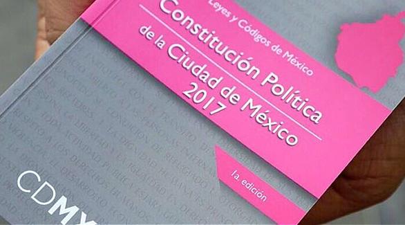 Entra en vigor Constitución de la Ciudad de México