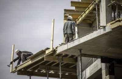Construcción comienza a recuperarse y crece 17.5% en junio