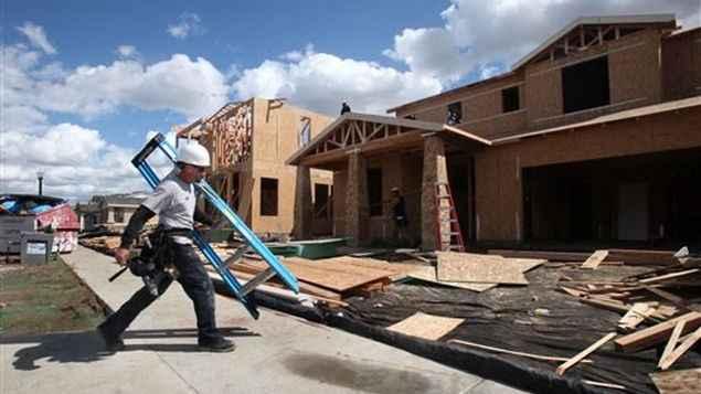 Bajan inicios de construcci n de casas portal for Construccion de casas