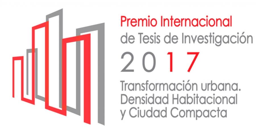 Convocatoria al premio internacional de tesis de investigación