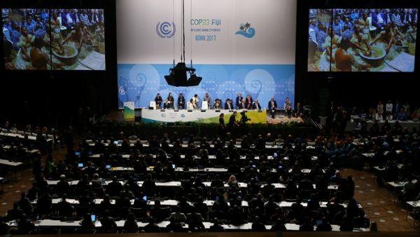 Instituciones internacionales se comprometen en la lucha contra el cambio climático