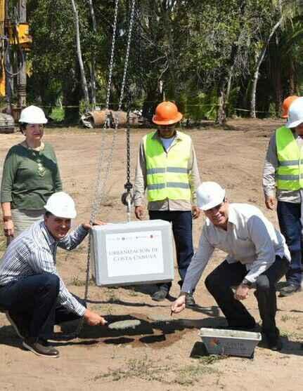Inició la construcción del desarrollo Costa Canuva