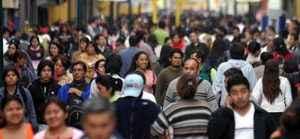 crecimiento poblacional