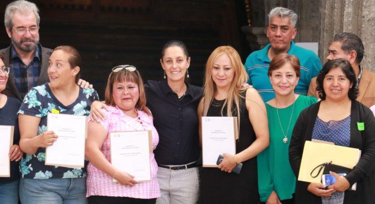 Mejoramiento de Vivienda entrega 1,000 créditos a familias capitalinas