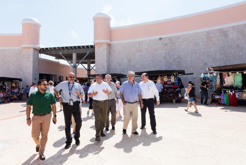 Yucatán mejorará infraestructura para recibir cruceros