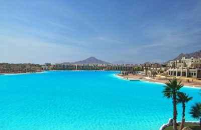 Crystal Lagoons continúa con expansión en Egipto