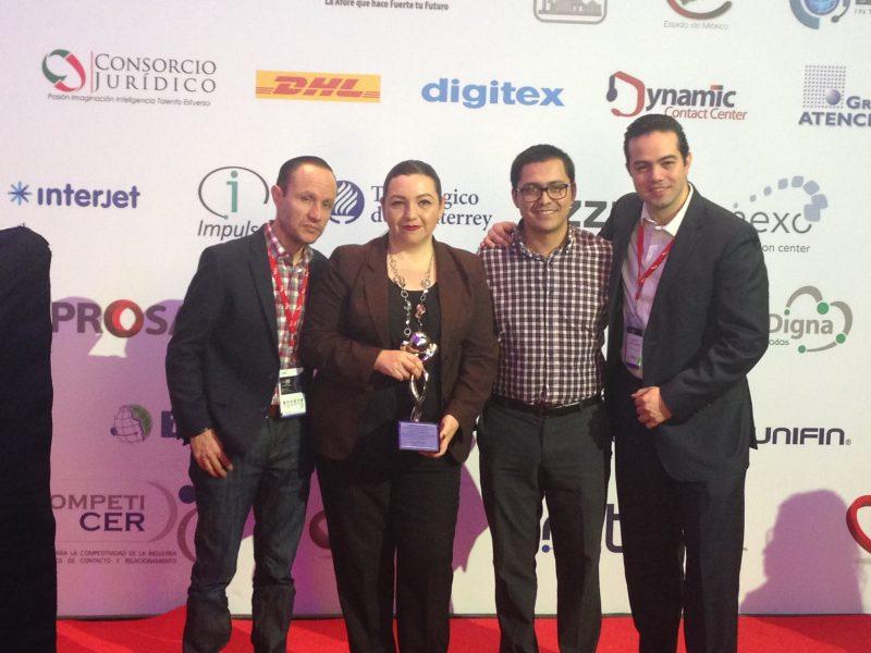 City Express recibió premios por gestión de atención al cliente