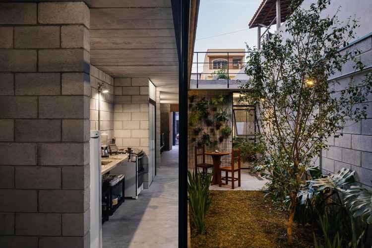 Simpleza y originalidad de casa en Brasil gana premio de arquitectura