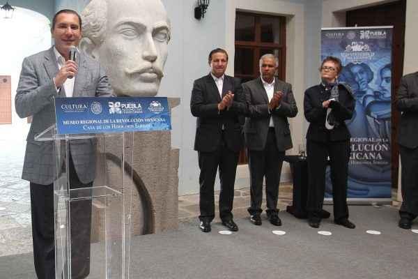 """Reabren Museo Regional """"Casa de los Hermanos Serdán"""""""
