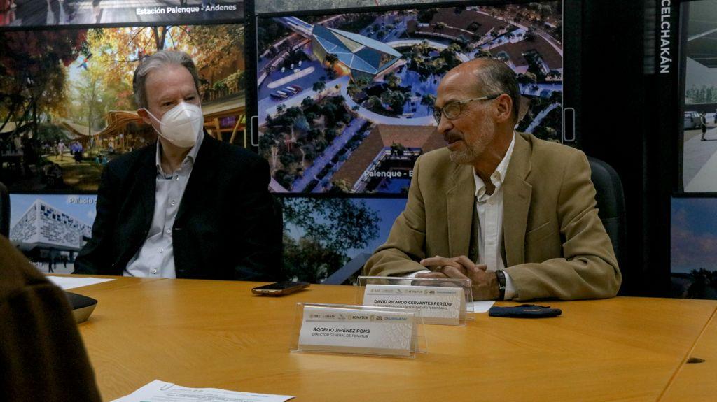 Recibirán curso de planeación urbana municipios en ruta del Tren Maya