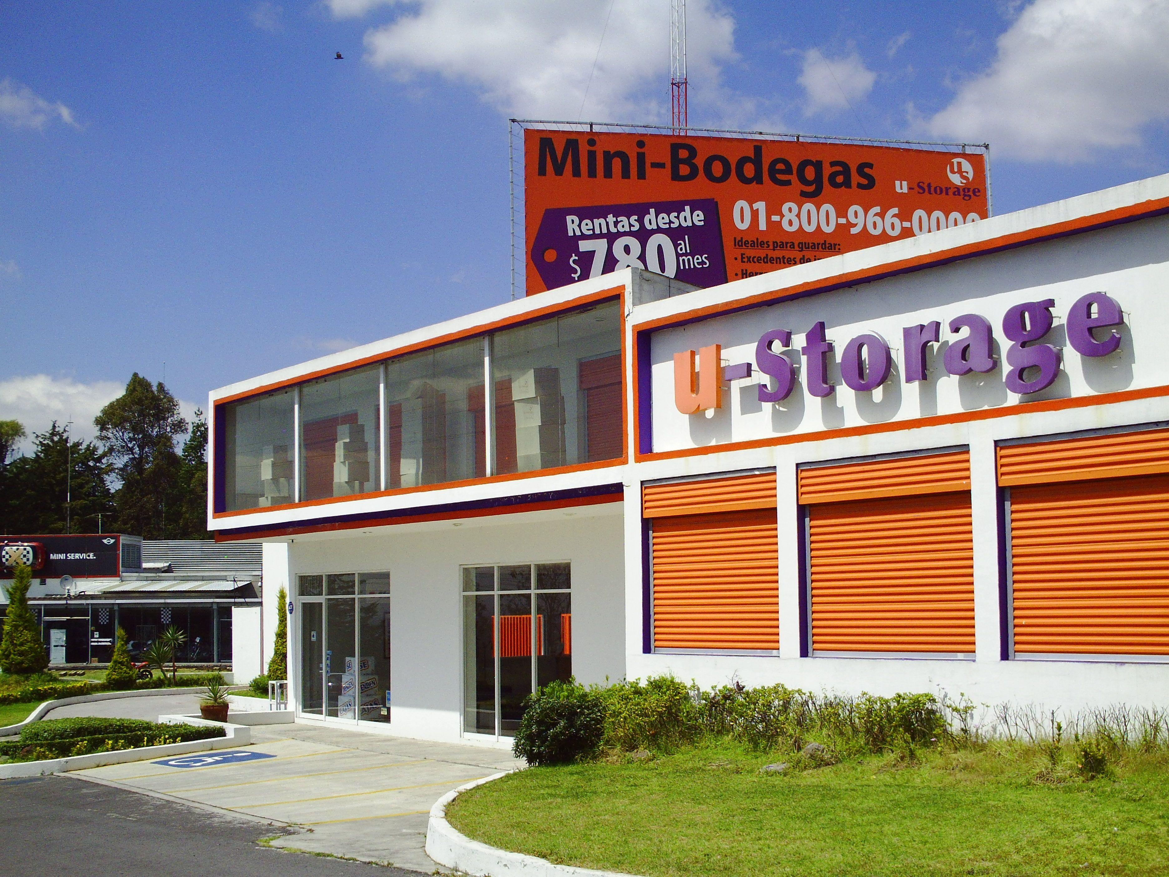 Fibra Storage busca comprar cinco inmuebles en la CDMX