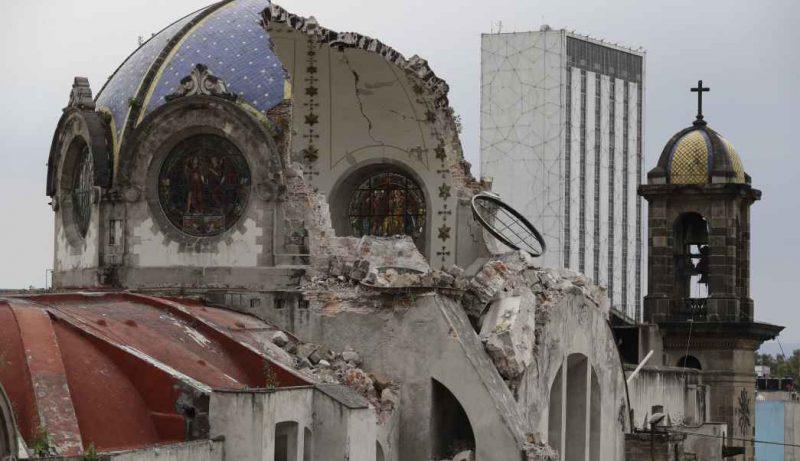 Recuperar patrimonio cultural afectado costará 8,000 mdp