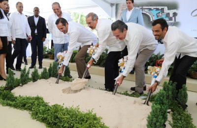 Inició la construcción del Fiesta Americana Punta Cana Los Corales