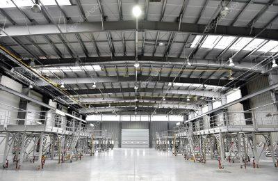 Crece mercado de naves industriales en la ZMVM