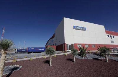 Saltillo creció en absorción de espacios industriales Clase A