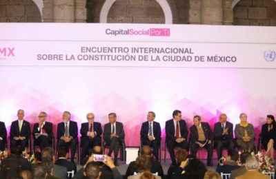 La importancia de la Constitución de la CDMX en Latinoamérica