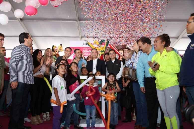 CDMX festeja a los niños