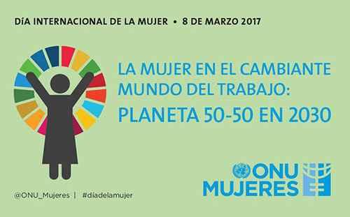 8 de marzo, Día Internacional de la Mujer Trabajadora