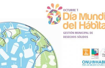 'Día mundial del Hábitat' promueve políticas de desarrollo urbano
