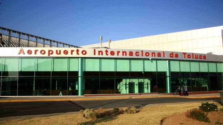 Certifican al Aeropuerto Internacional de Toluca como seguro