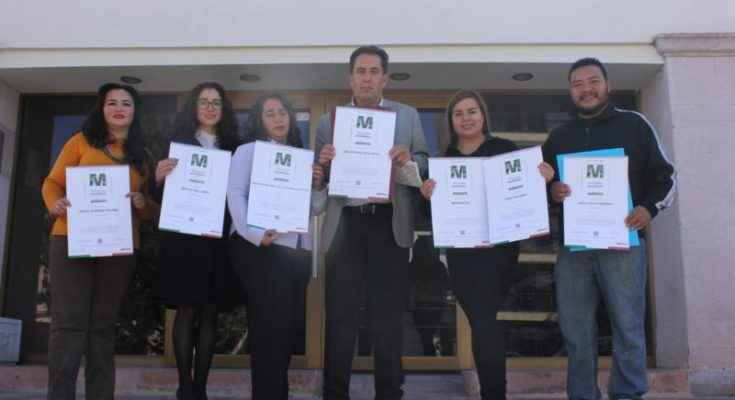Sectur certifica a empresas turísticas de Zacatecas