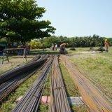 Sedatu inició obras en ciudades de Campeche donde pasará el Tren Maya