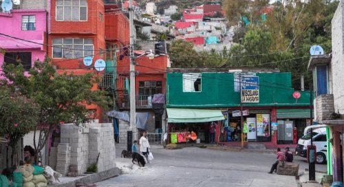 Realizan trabajos en Ecatepec como medidas de seguridad para mujeres