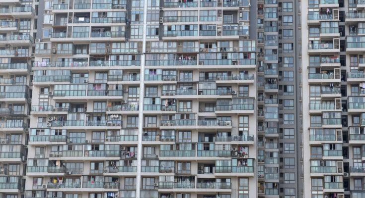 Crece 9.5% inversión inmobiliaria en China