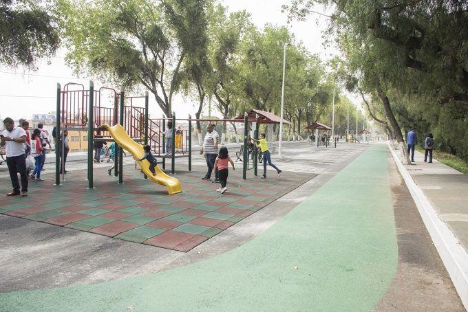 Seduym recupera espacios públicos en el Estado de México