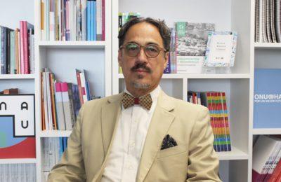 Eduardo López Moreno asume la coordinación de Onu-Habitat México-gestión del suelo