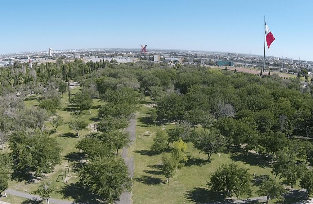 Planean megaproyecto en parque El Chamizal