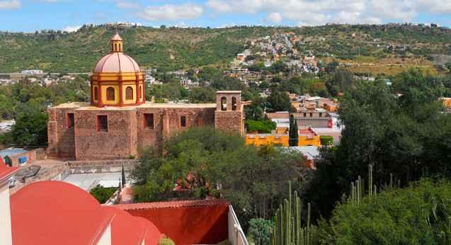 Anuncian inversión en vialidades de Querétaro