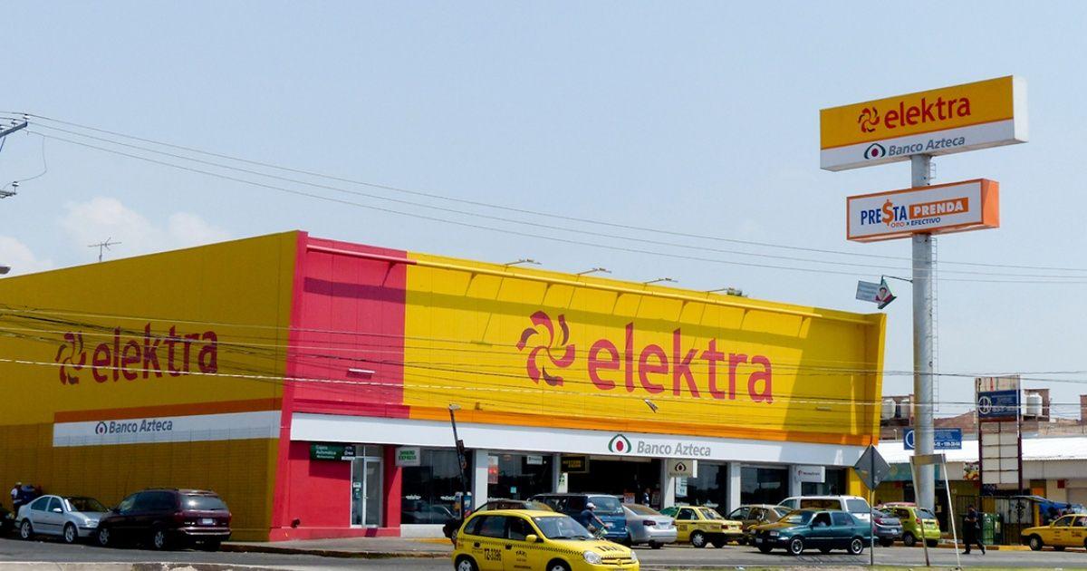 Tiendas más grandes y comercio electrónico hacen ganar a Elektra
