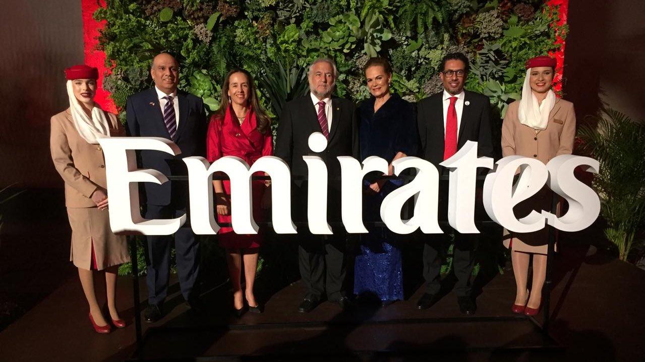 Llegada de Emirates Airlines aumentará flujo turista español y árabe