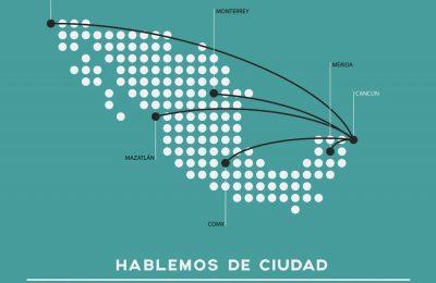 'Encuentros 2019' busca redescubrir urbanización en Cancún