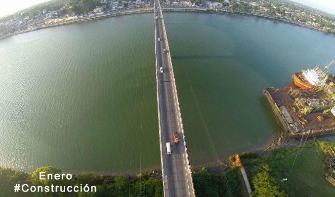 #LoMejorDelAño SCT avanza en proyectos de infraestructura