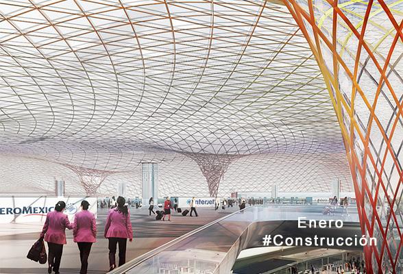 #LoMejorDelAño ICA y CICSA construirán el edifico terminal del NAICM