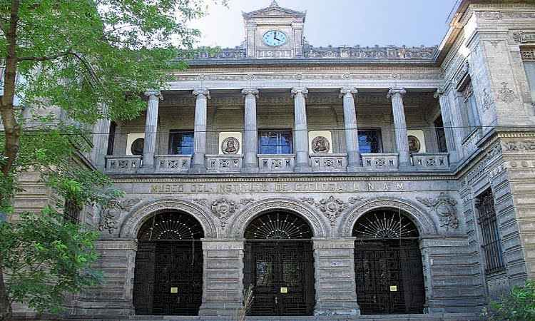 Museo de Geología de la UNAM festeja su 110 aniversario