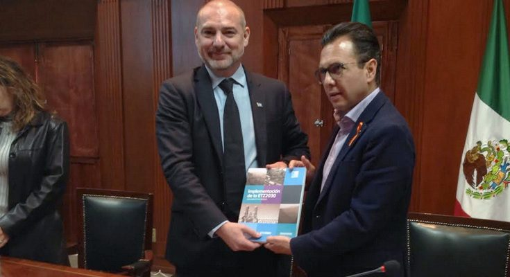 ONU-Hábitat entrega estrategia territorial a gobierno de Zapopan