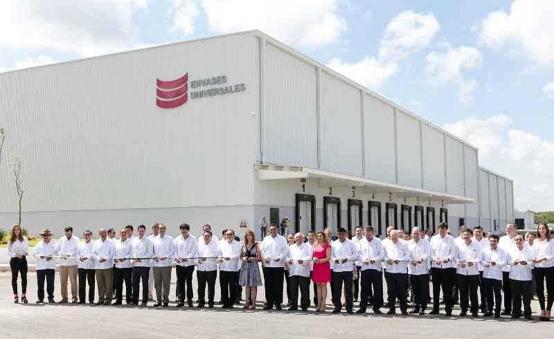 Más inversiones industriales se instalan en Yucatán