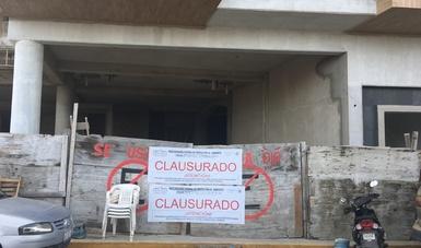 Detienen construcción de un hotel en Puerto Escondido
