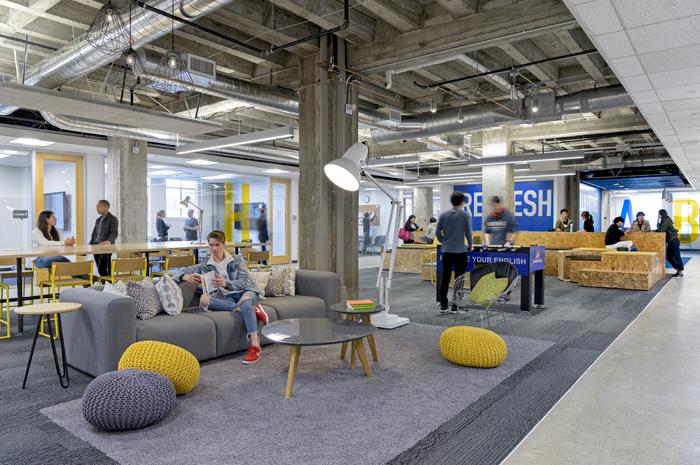 Evolución de las oficinas hacia nuevos espacios colaborativos