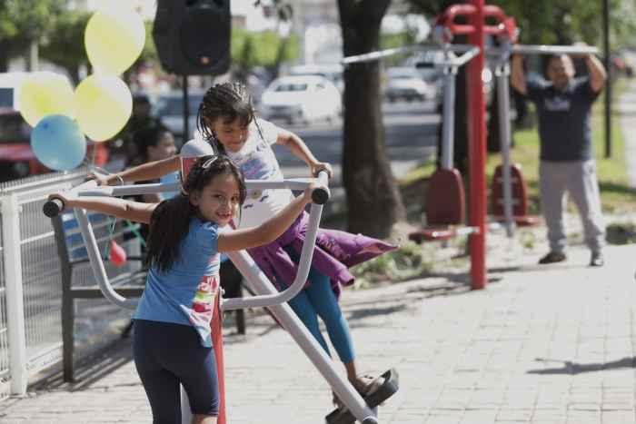 Entregan nuevo parque público en Jalisco