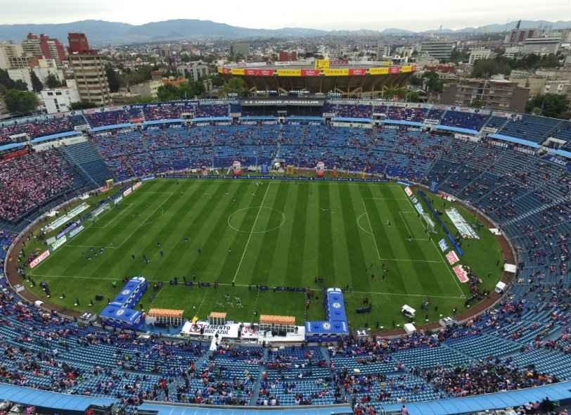Terreno que dejaría el Estadio Azul valdría 271 mdp
