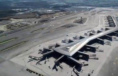 Inauguran el aeropuerto más grande de Turquía