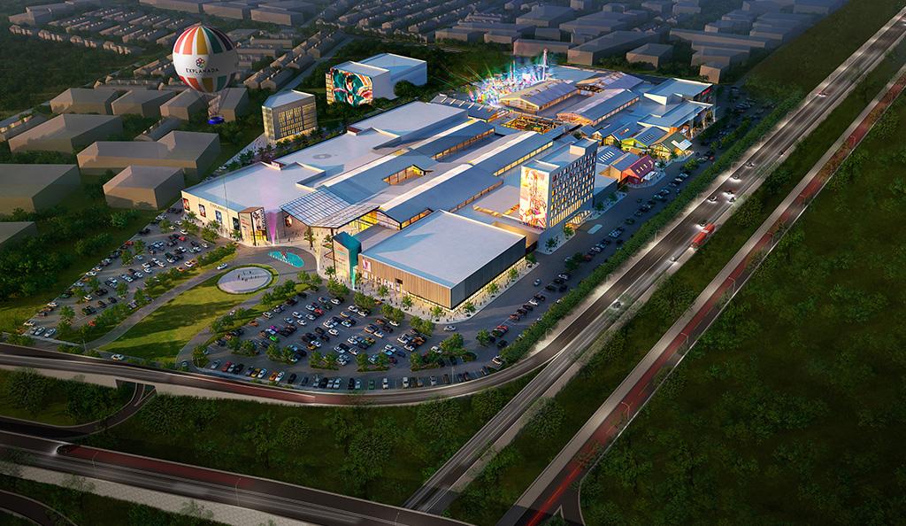 Gicsa estima crecimiento estable para centros comerciales
