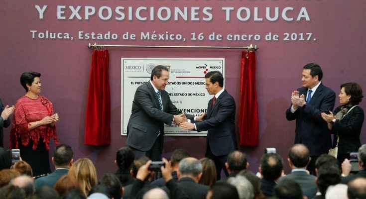 Centro de Convenciones Toluca fomenta economía