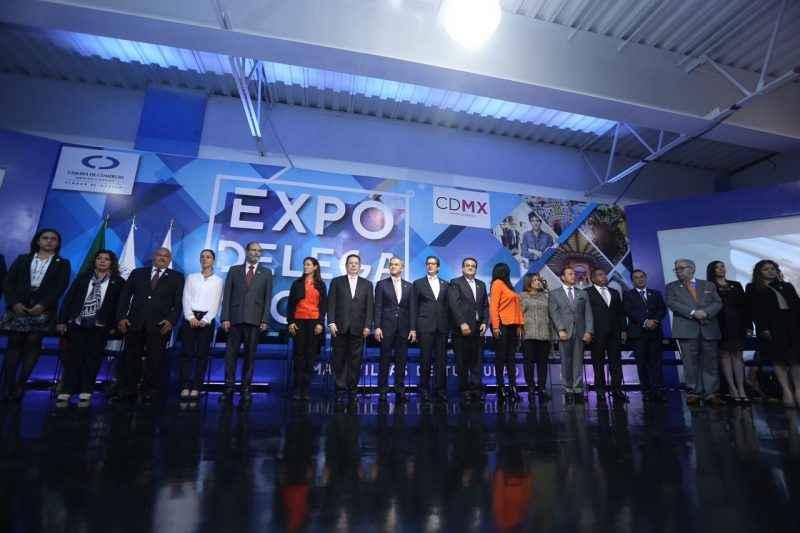 Otorgarán 20% del presupuesto de la CDMX a delegaciones para infraestructura urbana
