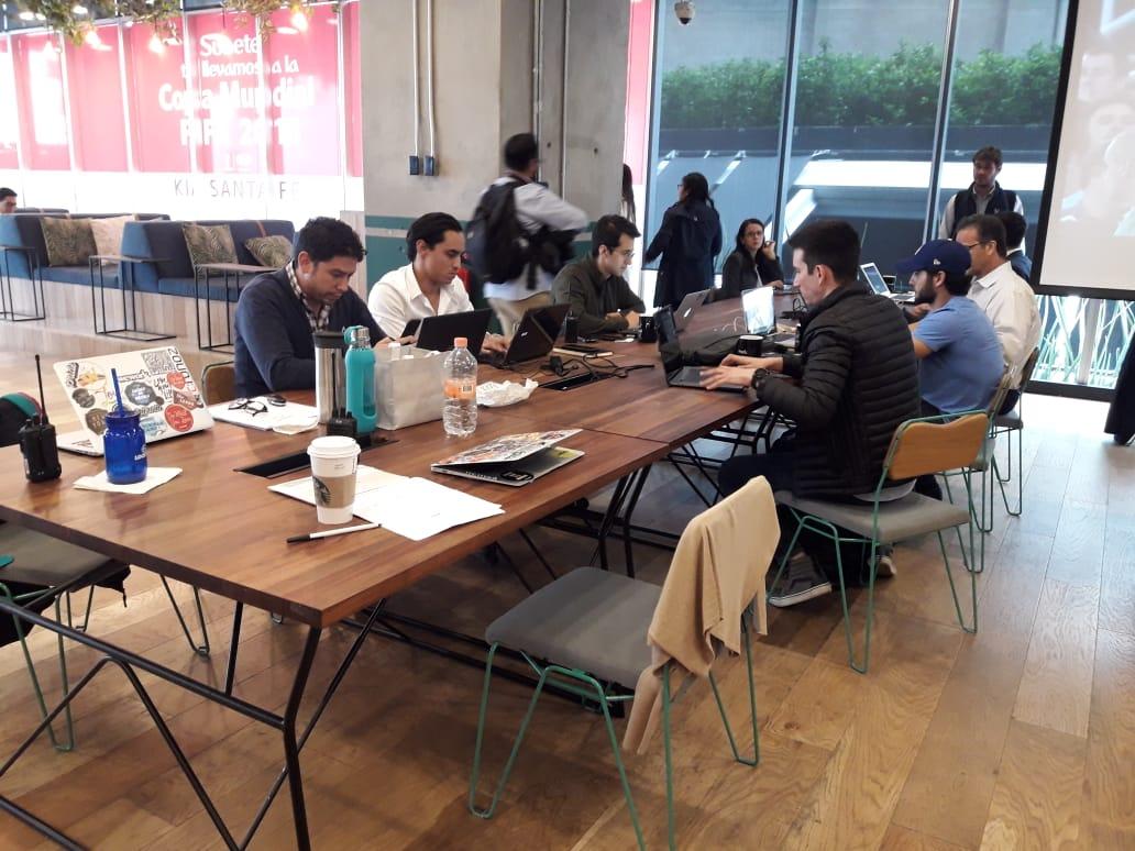 Aumentan oficinas de Co-Working en CDMX